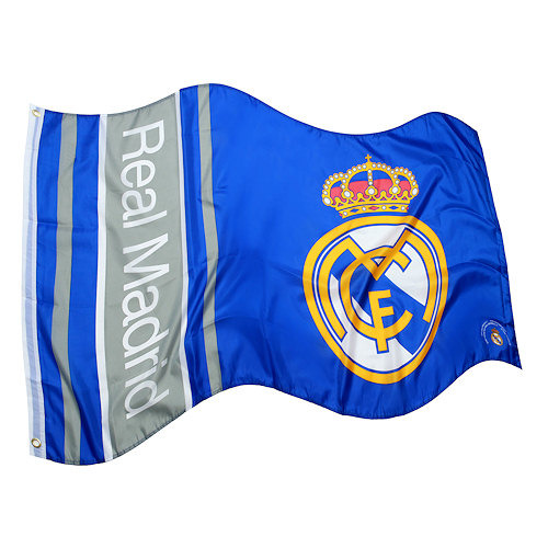 Real Madrid Flagga WM